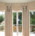 Pelmets, Swags & Curtain Tails