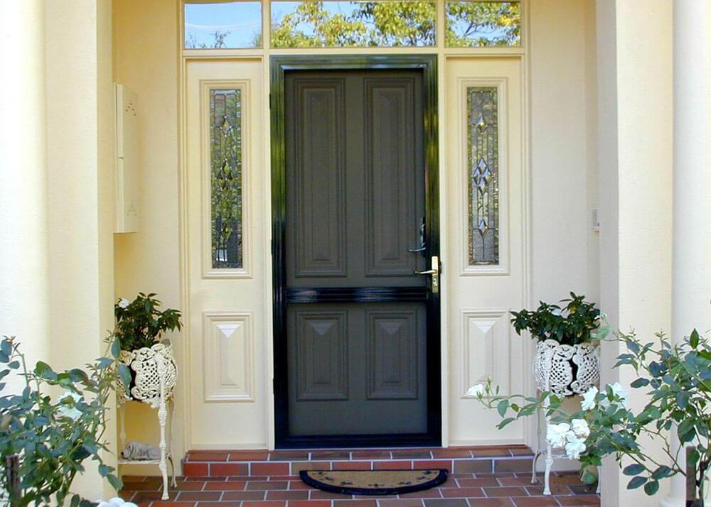Security Screen Doors & Windows