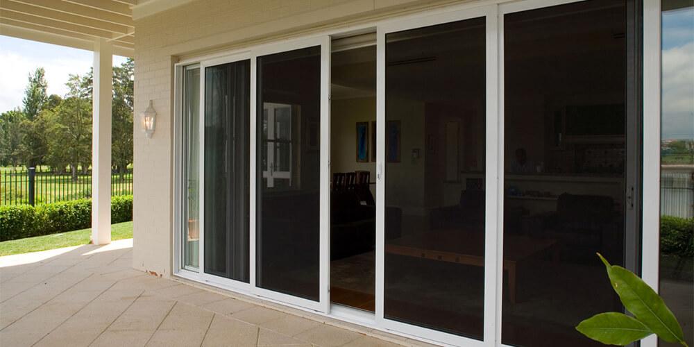 Invisi-gard Sliding Security Door