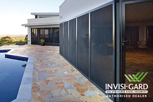 Invisi-Gard Security Doors