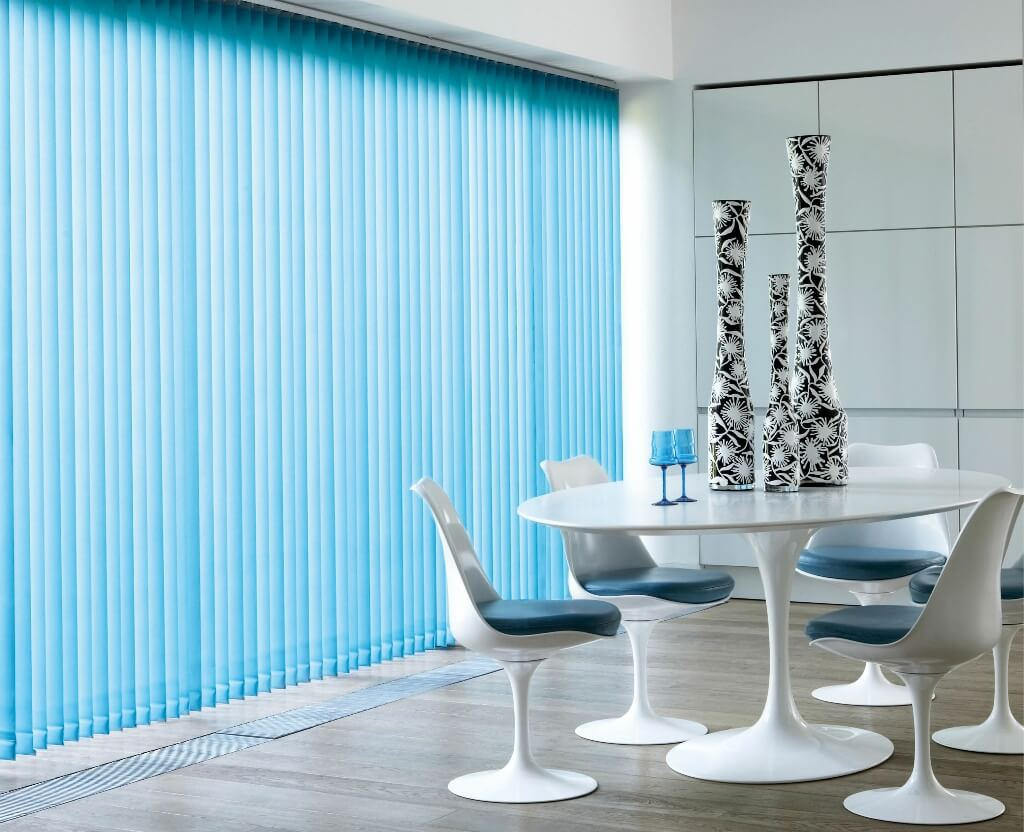 Vertical Blinds by Country
